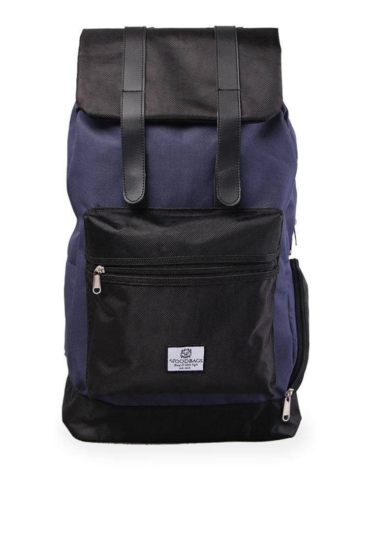 Promo Produk Fashion Terlengkap Dan Termurah Tas Ransel Wanita Zipp Woodbags Backpack Sportivo Extra Shoes Slot Free Rain Cover