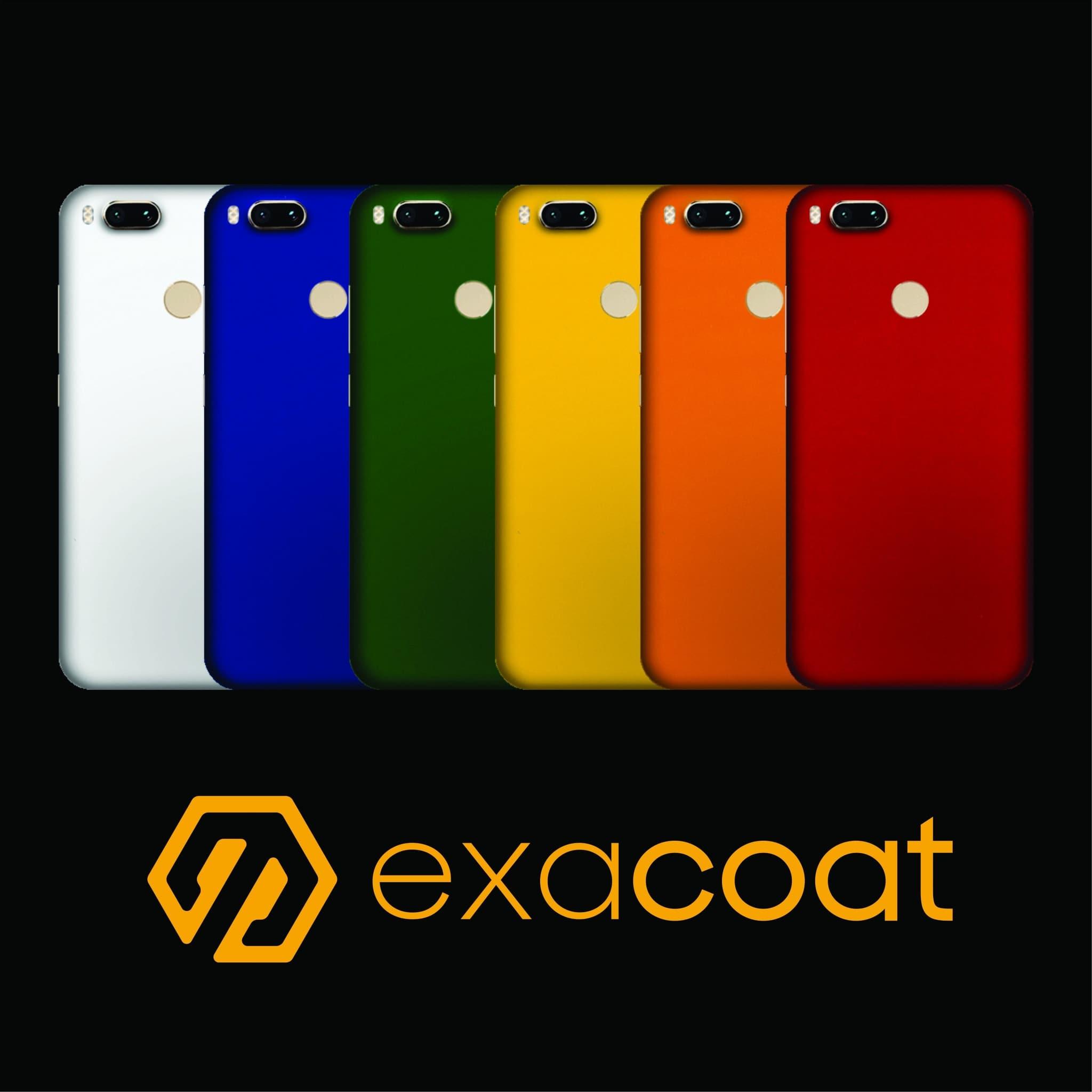 Jual [EXACOAT] Xiaomi Mi A1 3M Skin Garskin True Colors Exacoat