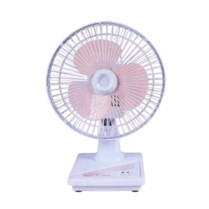 Kipas Angin - pendingi ruangan Maspion Desk Fan 6in Orange - F15DA