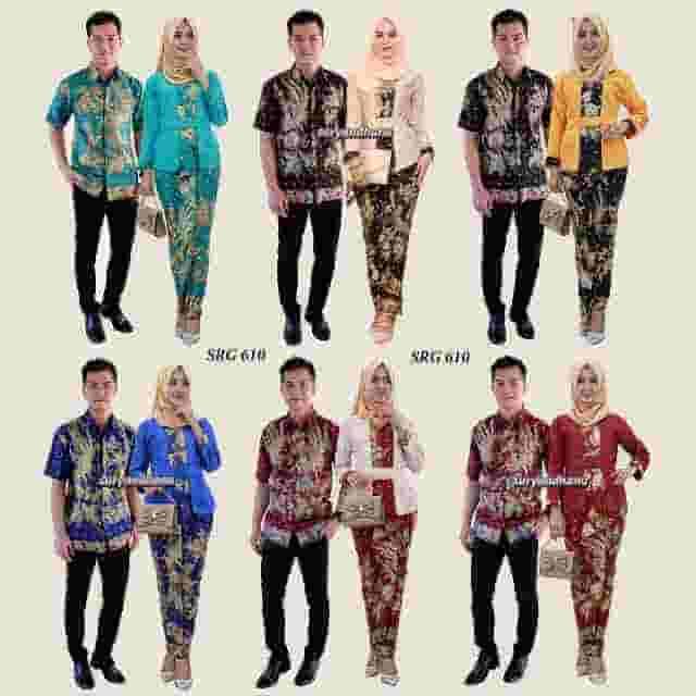 HEMAT baju batik couple murah 610 batik solo batik unik bfc5f6473e
