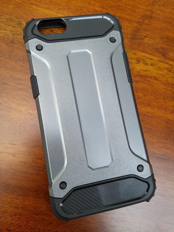 OPPO F3 Defender Armor Case - Soft Gel  Polycarbonate