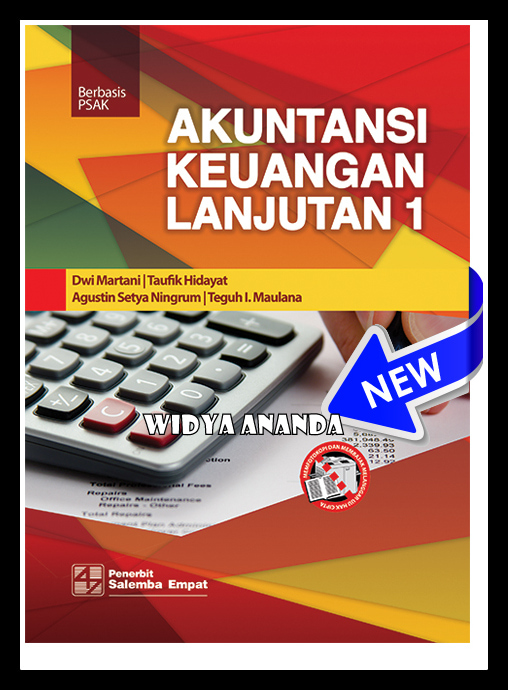 Akuntansi Keuangan Lanjutan 1 Berbasis PSAK