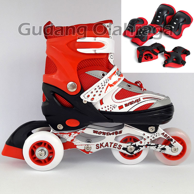 Harga Sepatu Roda Bajaj Terbaru Termurah Bulan Ini Februari 2019 ... 7d4b8478d2