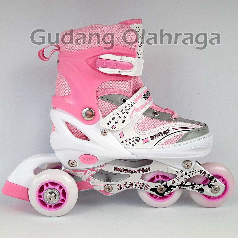 ... Sepatu Roda Bajaj Harga Grosir !! Inline Skate Anak Dan Dewasa -  Blanja.com ... a2ec24de88