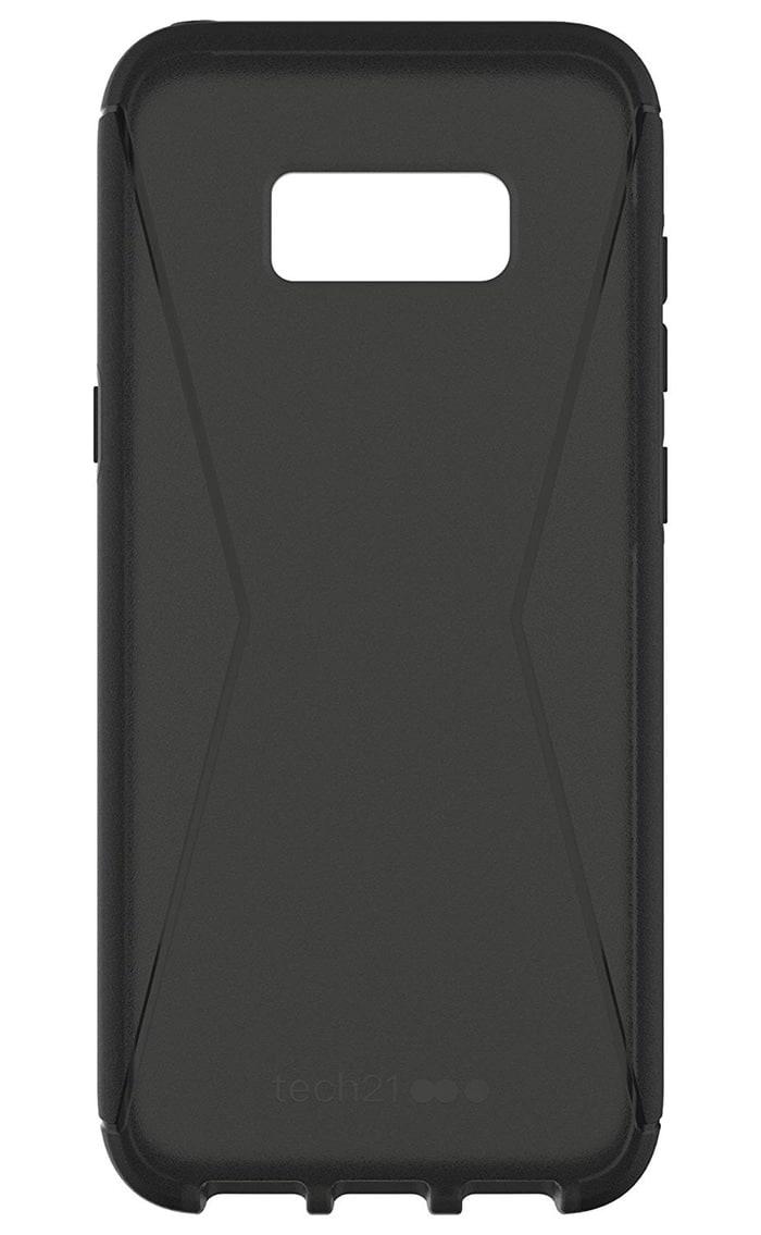 Tech21 Galaxy S8 Plus Case Evo Tactical - Black