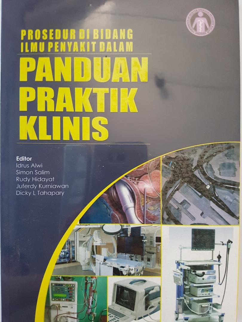 [ORIGINAL] Panduan Praktik Klinis : Prosedur - Idrus Alwi