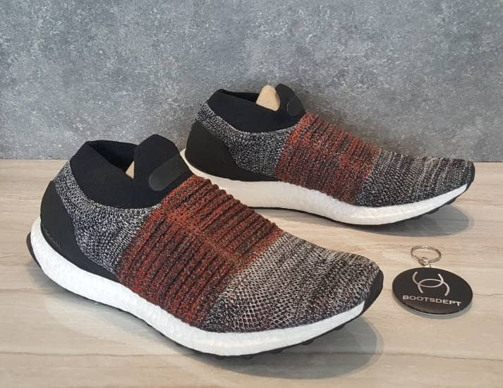 10c9994f82604 Jual Adidas Ultra Boost Laceless - Black Oreo - Kab. Tangerang - Futsal  Boots Boots Dept
