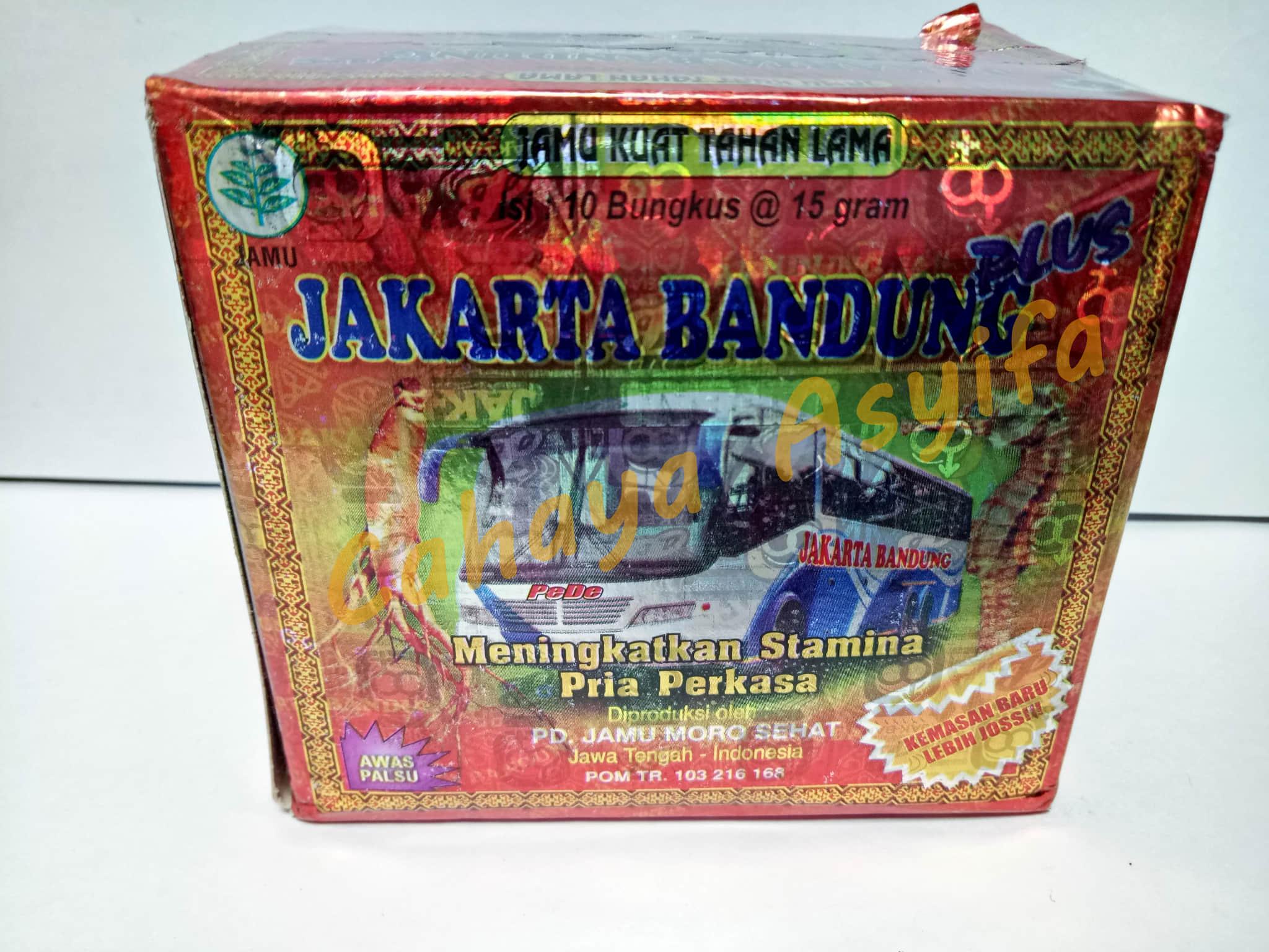 Jual Jakarta Bandung Jakban Serbuk Jamu Asli Original Kuat Tahan Lama Pria Cahaya Asyifa Tokopedia