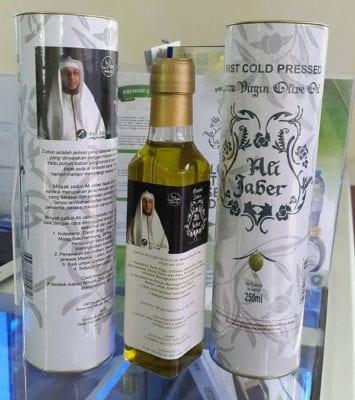 Minyak Zaitun Ruqyah Syekh Ali Jaber 250ml - Blanja.com