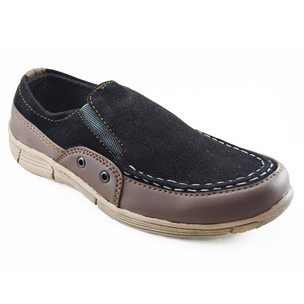 harga Redknot Crypto Black Shoes Blanja.com