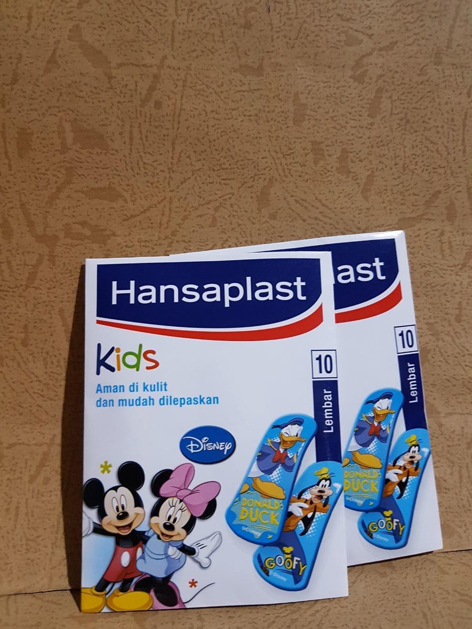 Jual Hansaplast Plester Anak Seri Disney Donal Bebek Royal Herbal Hansaplas Shop Tokopedia