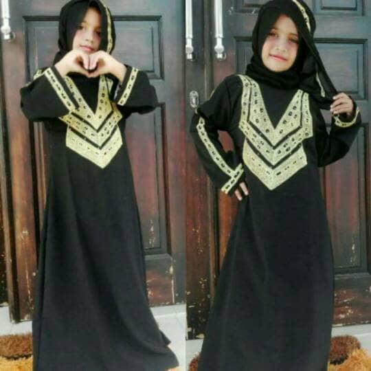 MURAH busana muslim anak perempuan - gamis anak - baju syar i anak ... 6cd904ab36