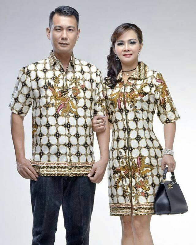 PENAWARAN sarimbit couple dress batik jovita dc37bf2abc