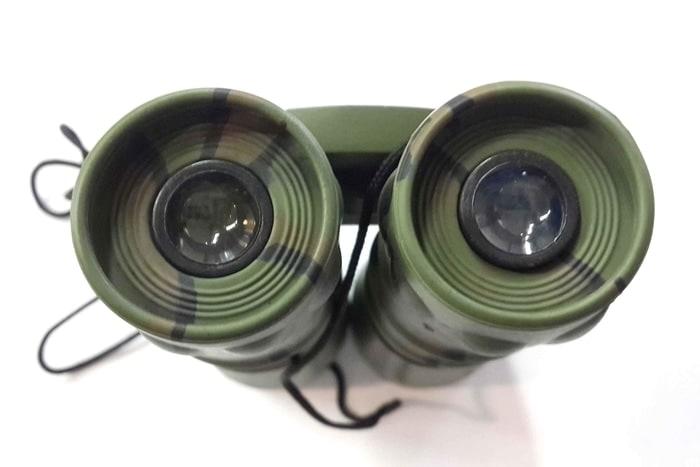Jual teropong teleskop pengukur jarak untuk berburu bushnell