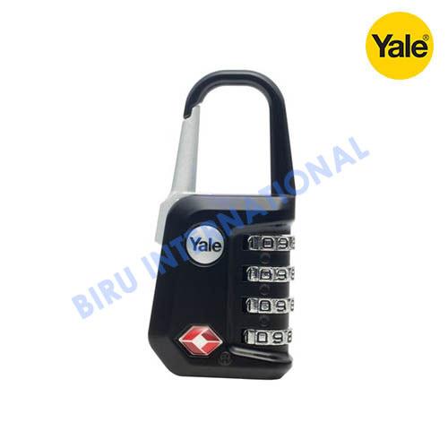 Gembok Koper Yale YTP5/31/223/1 (Official TSA Locks Series - ORI) - Blanja.com