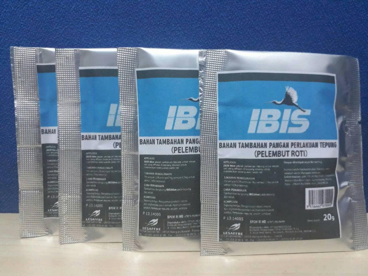 ibis blue 20gr (bukan repack) - Blanja.com