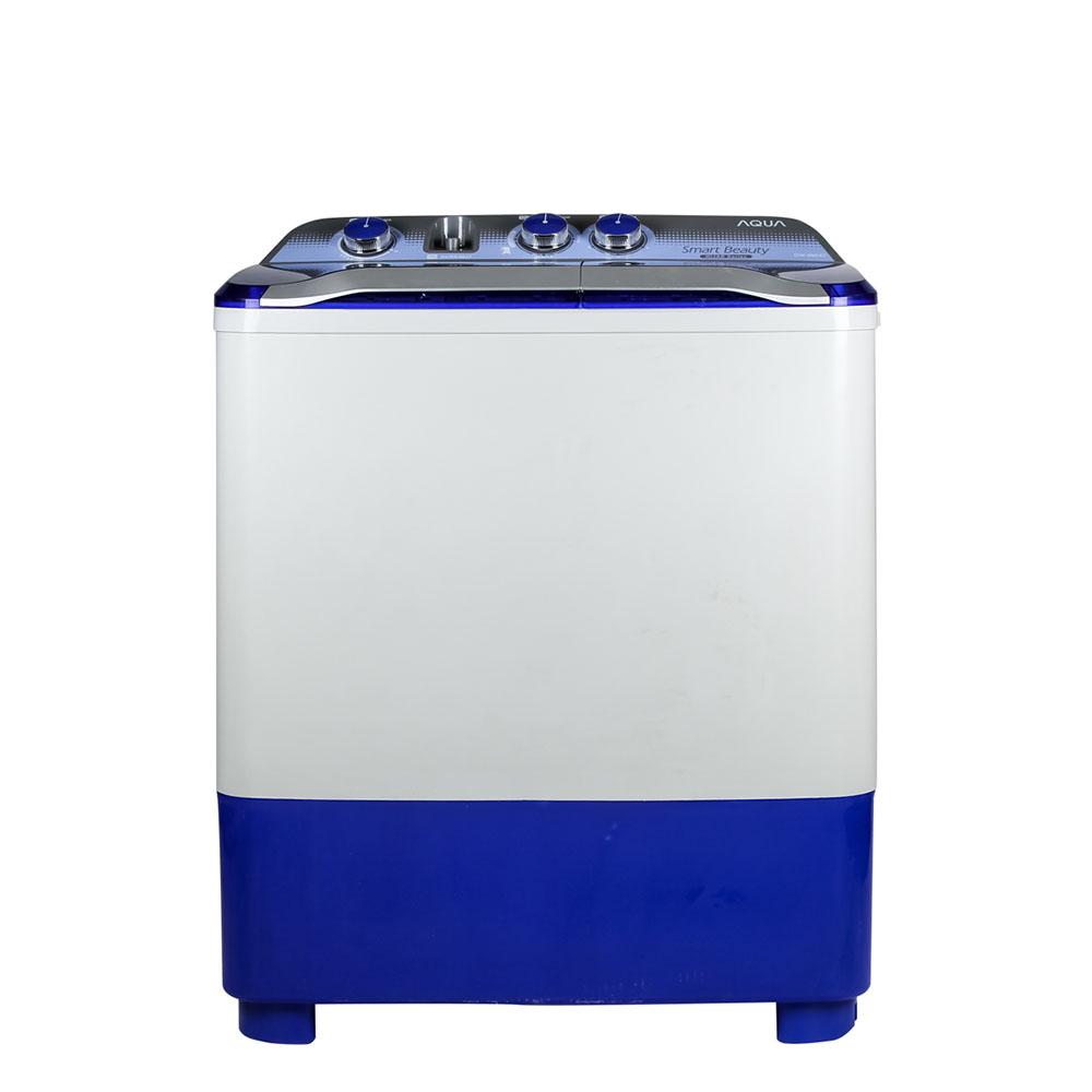 Mesin Cuci Aqua Sanyo Qw880xt,new Model, 8kg, Harga Dijamin Murah