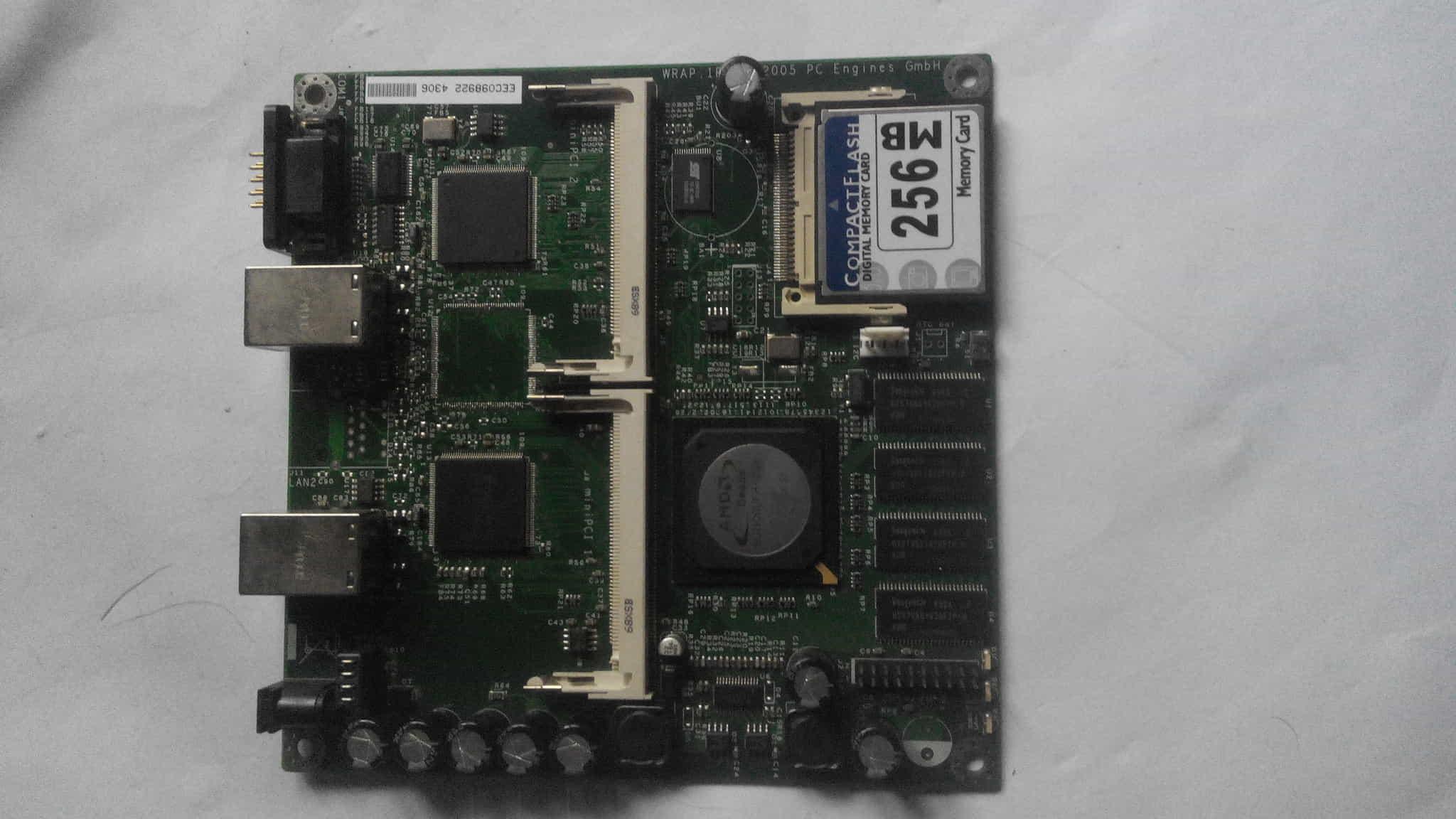 Jual Alix wrap1e1 PC Engine Alix wrap 1e 1 OS mikrotik M Fashion