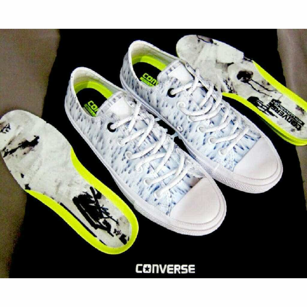 206365786357 Jual Sepatu Converse All Star II Ox X Futura   quot Skyfall Original BNIB -  syl fancy olshop
