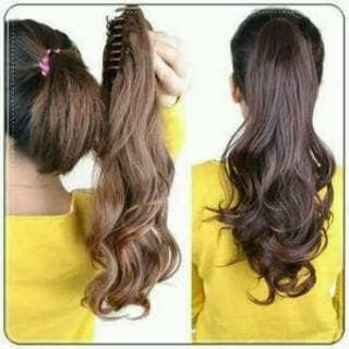 Hairclip Ponytail jepit thumbnail