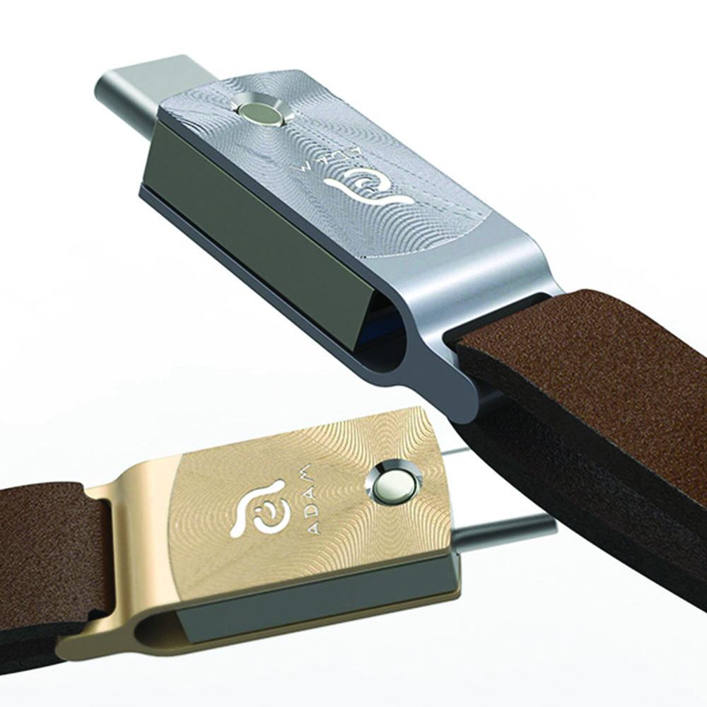 Jual Adam Elements Roma Usb Type C Otg Flash Drive 64gb Grey Element Iklips Duo 64 Gb