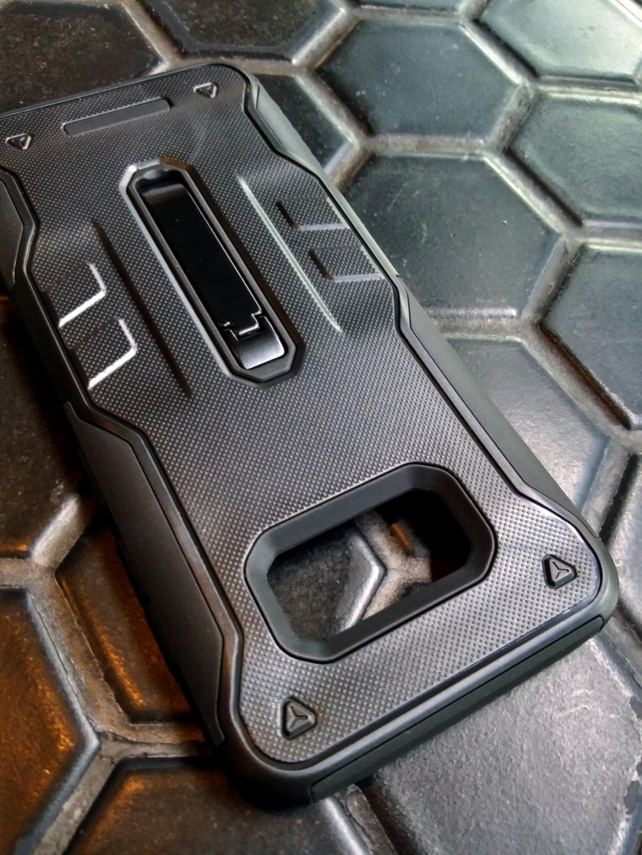 Samsung S7 Edge DMG Protective Armor Case Shockproof Soft n Hard