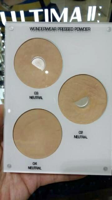 ... Ultima Ll Wonderwear Pressed Powder 10gr - Blanja.com