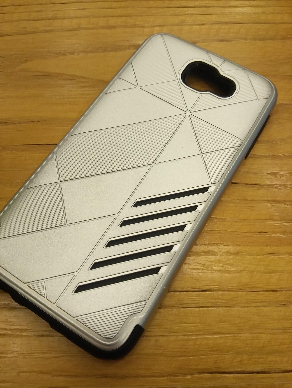 OPPO F1 Plus Shark Stripe Elegant Dual Layer Armor Case