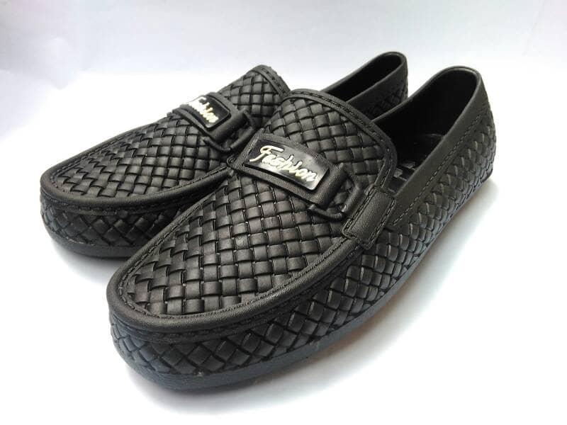 harga Sepatu Karet Pria Kinbos Anyam Merk Fashion Blanja.com