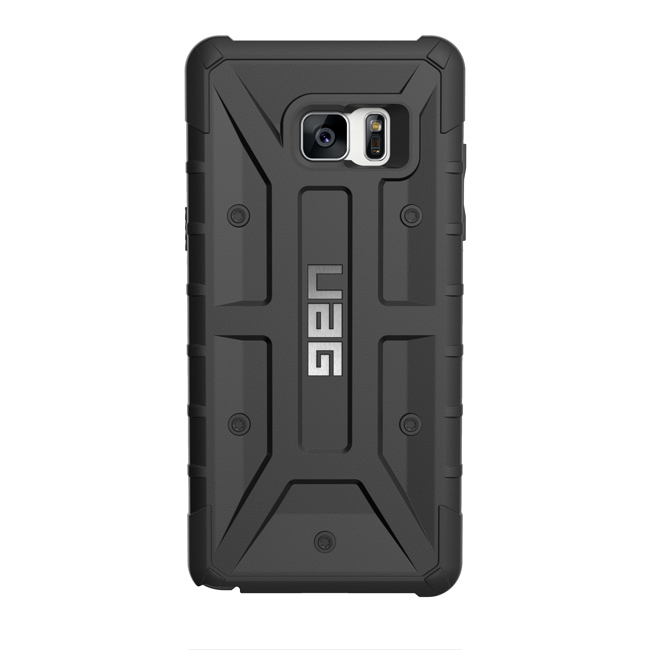 Uag Samsung Galaxy Note Fe Pathfinder Case - Black