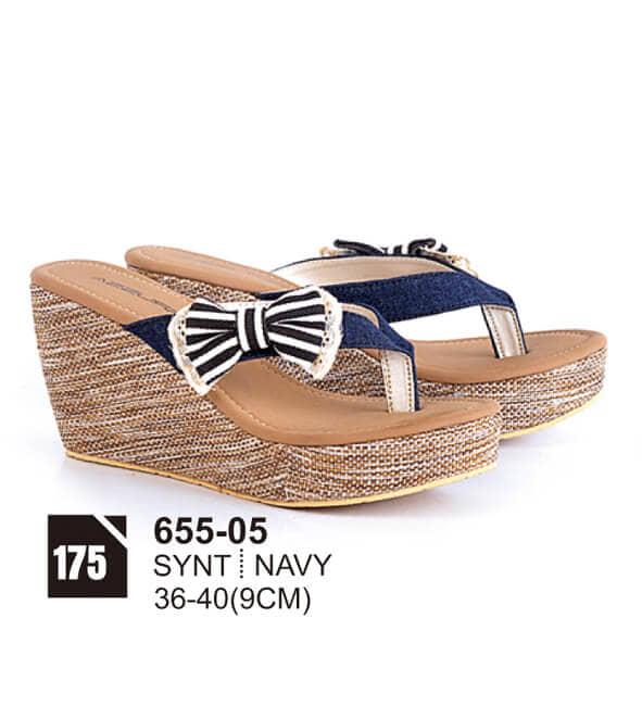 Diskon Sepatu Casual Wedges Wanita 655-05 Termurah - Katalog Diskon ... efd5d8e366