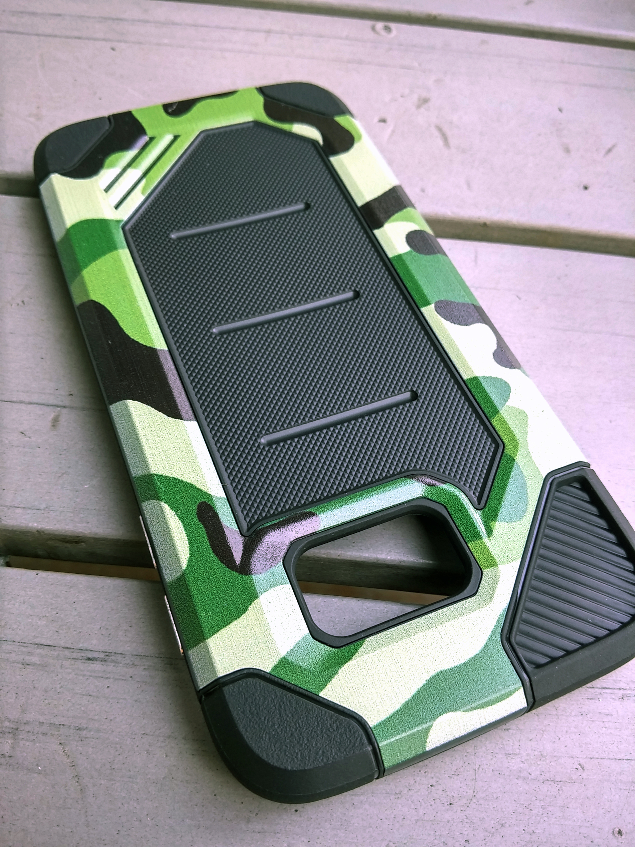 Samsung Note 5 Army Military Sport Tech Armor Soft Case Shockproof