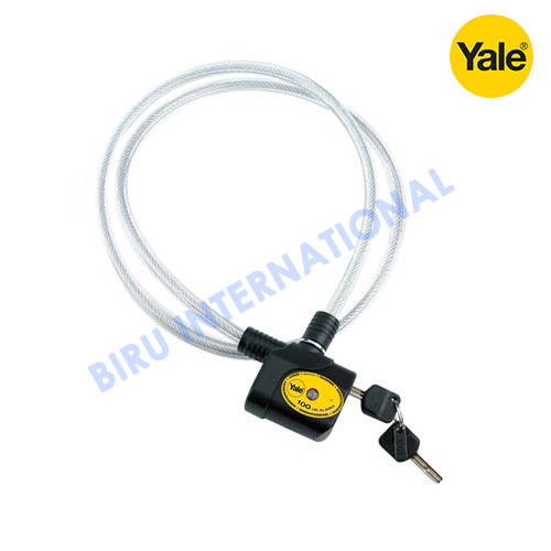 Yale - Ycl1/12/alarm (Cable Lock With Integrated)