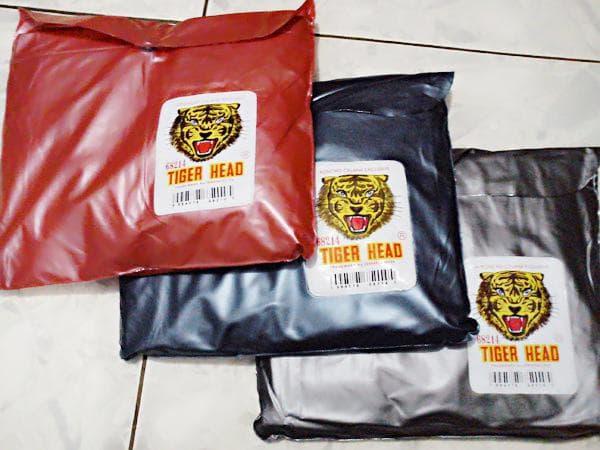 Voucher Ongkir jas hujan ponco celana tiger head Berkualitas dari Tokopedia