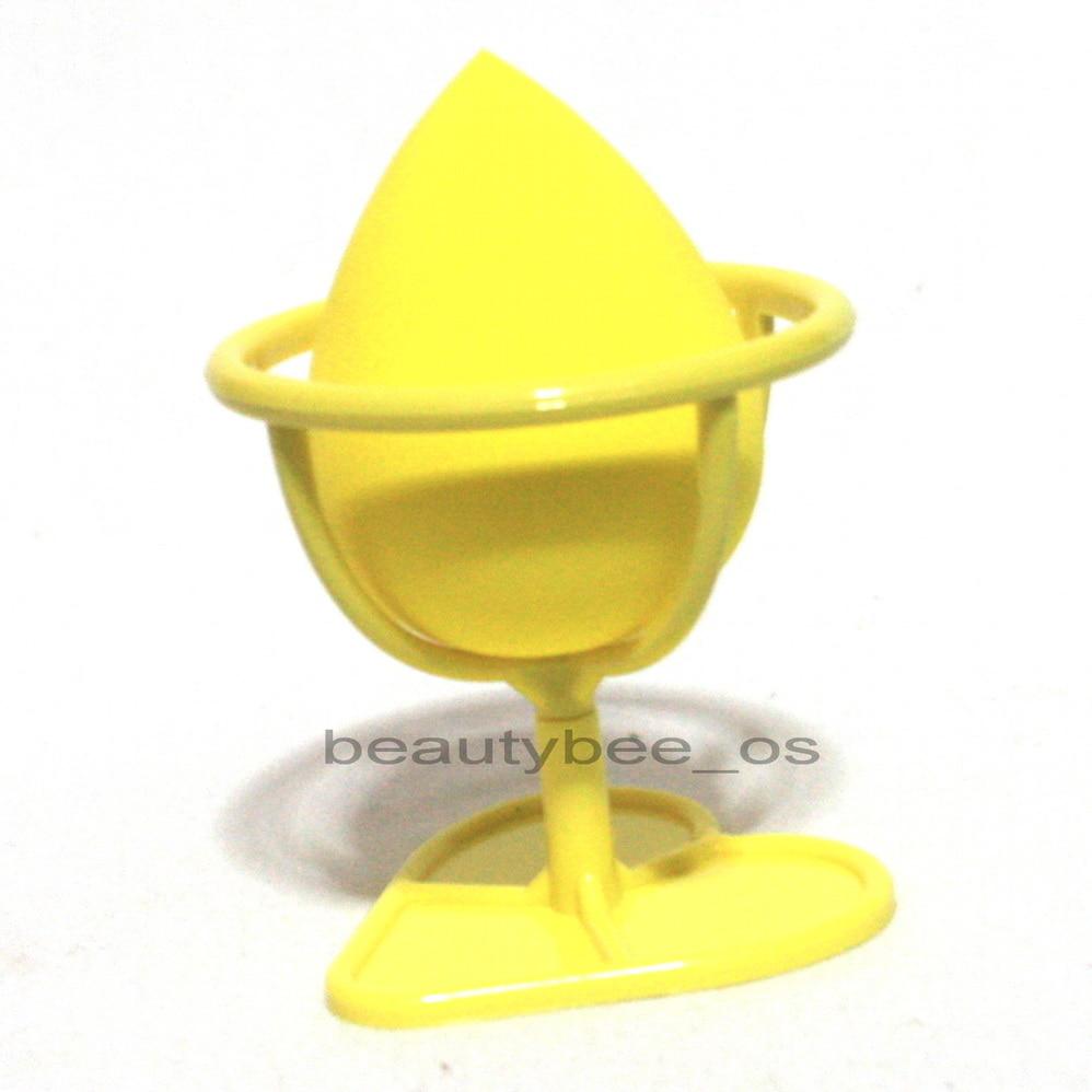 Makeup Sponge Blender + Holder Lameila / Laneila Yellow (Motif - Blanja.com