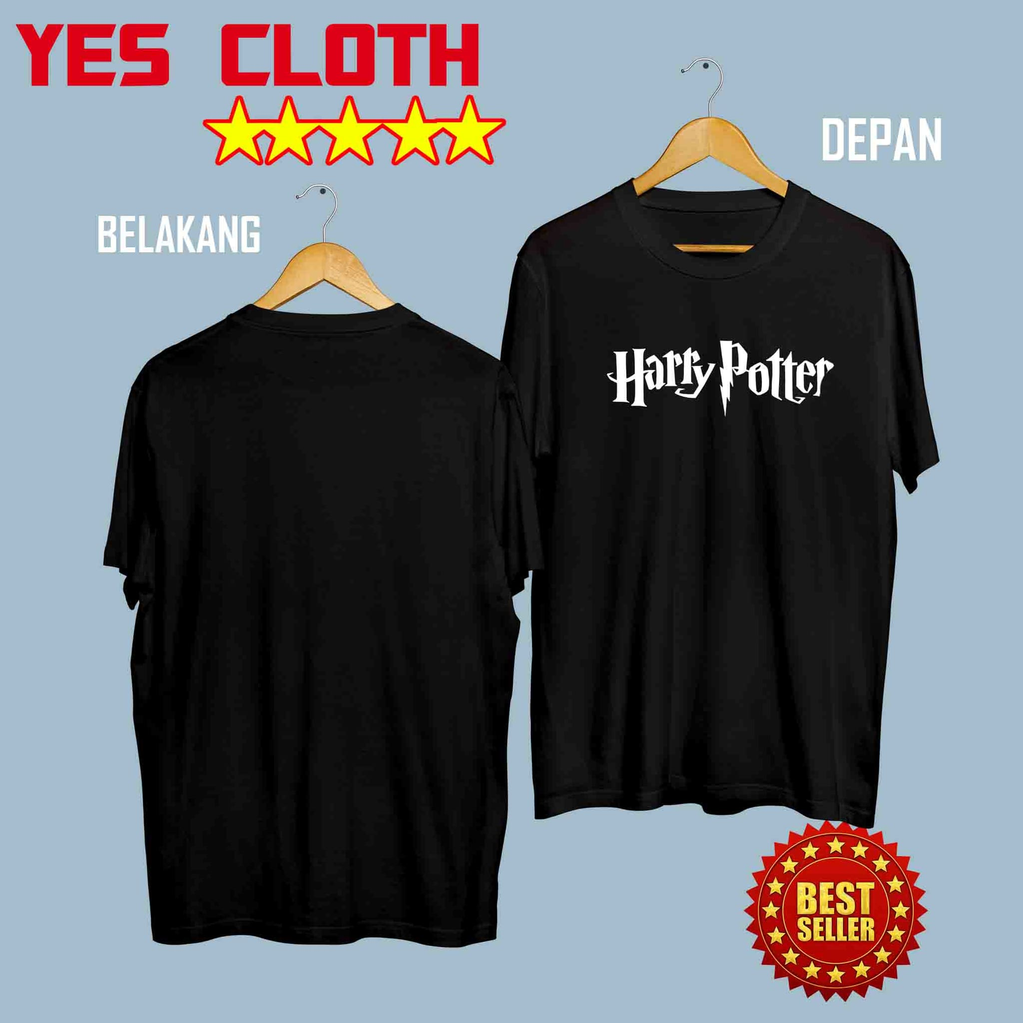 Sticker Harry Potter Terkeren