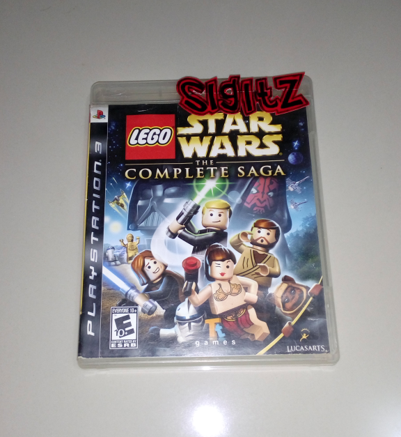 Jual Bd Ps3 Kaset Game Lego Star Wars The Complete Saga Bd Ps3