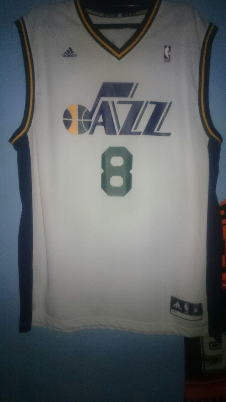 405d6b51045 Jual Jersey Basket NBA Utah Jazz player name