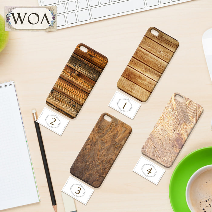 BELI Custom Case Casing Wood Kayu Hp Handphone Iphone Samsung Oppo LG A116
