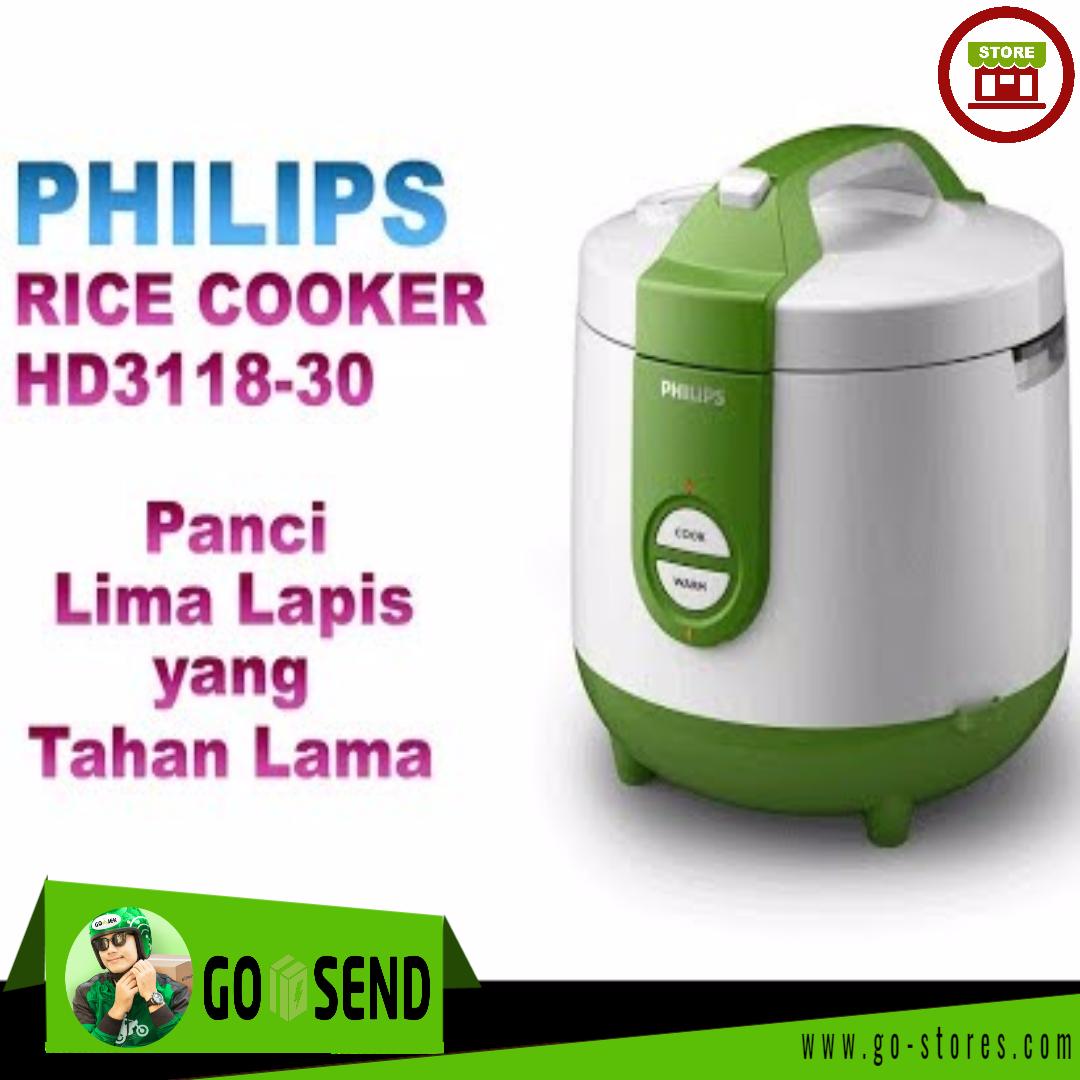 Jual PHILIPS MAGIC COM HD 3118 - PROMO MURAH-Warna Putih Hijau - SSM Online