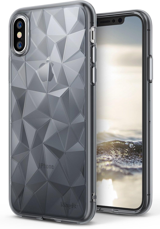 Ringke Iphone X Case Ringke Air Prism - Smoke Black Original
