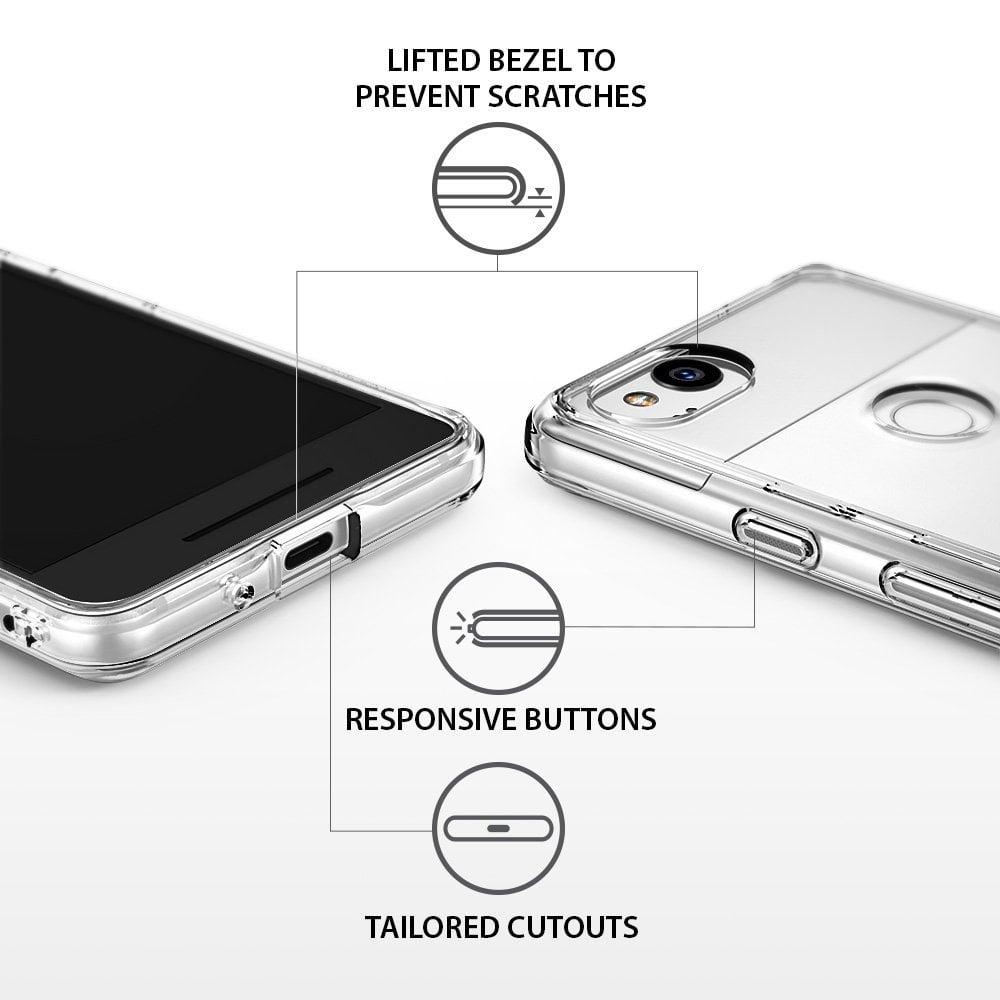 Ringke Pixel 2 Case Ringke Fusion - Clear Original