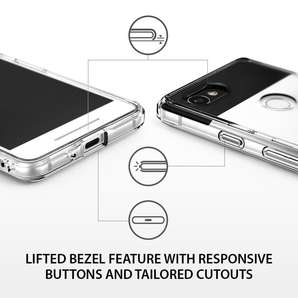 Ringke Pixel 2 XL Case Ringke Fusion - Clear Original
