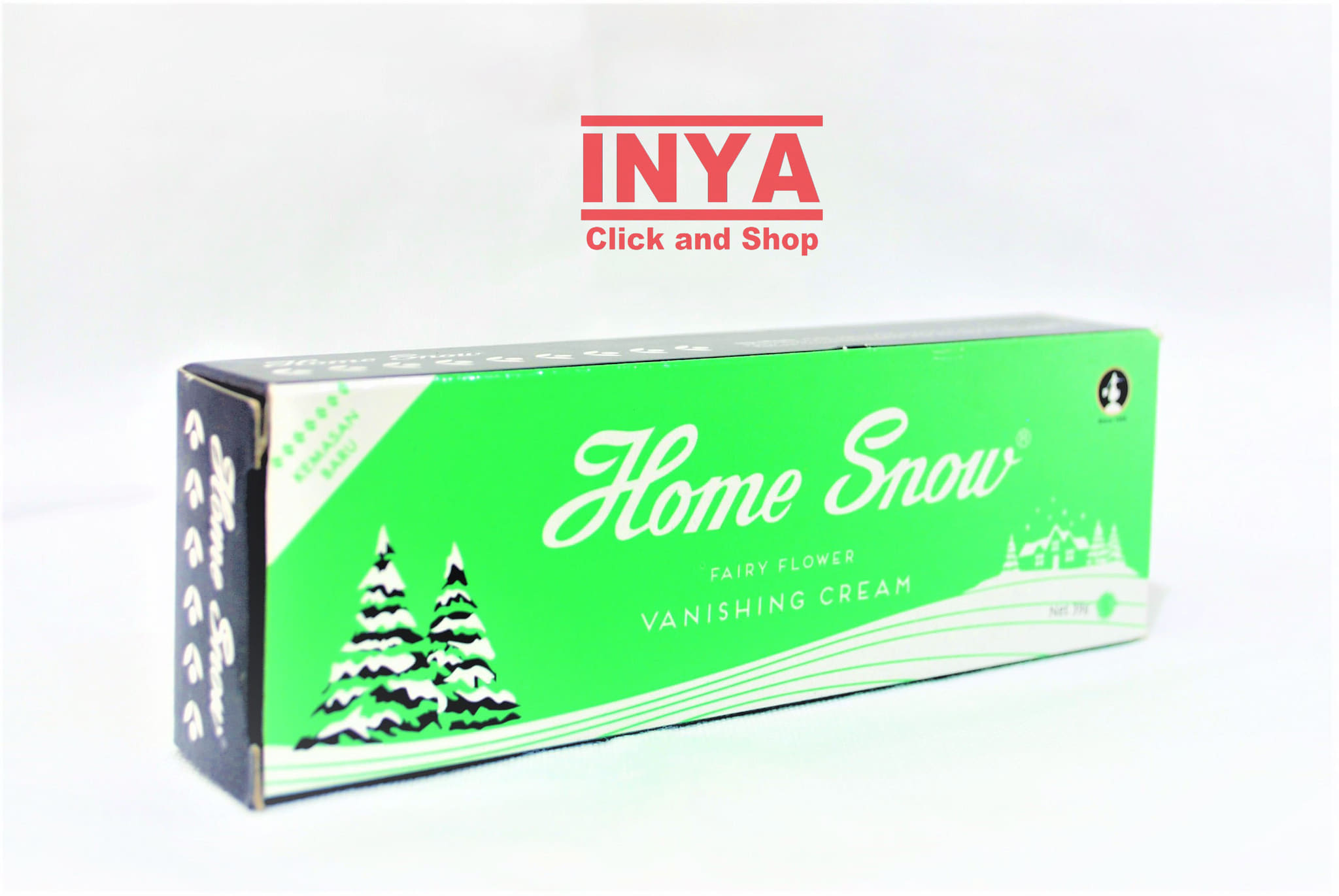 Home Snow Fairy Flower Vanishing Cream 39gr Daftar Harga Terbaru Hn Crystal Serum Gold Jual Krim Muka Inya Living Tokopedia