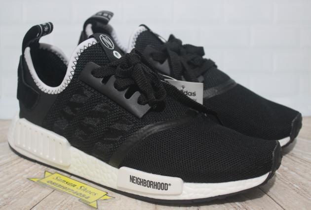newest b5cd9 62e8e Jual Sepatu Adidas NMD R1 Neighborhood X Invincible - Jakarta Selatan -  SansanShoes | Tokopedia