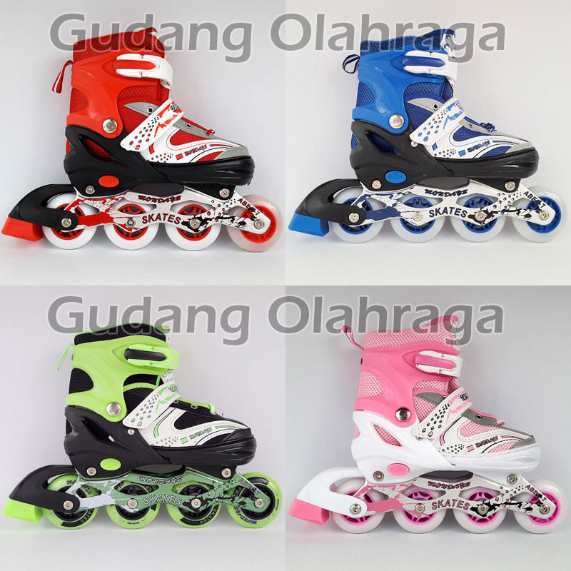 Sepatu Roda Anak Harga Grosir !! Inline Skate Murah - Blanja.com e179be5383