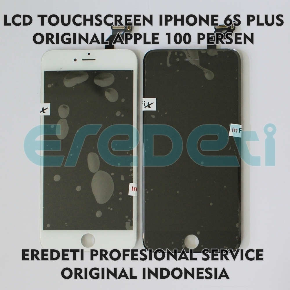 Jual Lcd Touchscreen Iphone 6s Plus Original Apple 100% Kd-002164 ... 3e324976d7