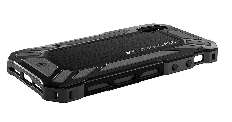 Element Iphone X Case Roll Cage - Black ORIGINAL