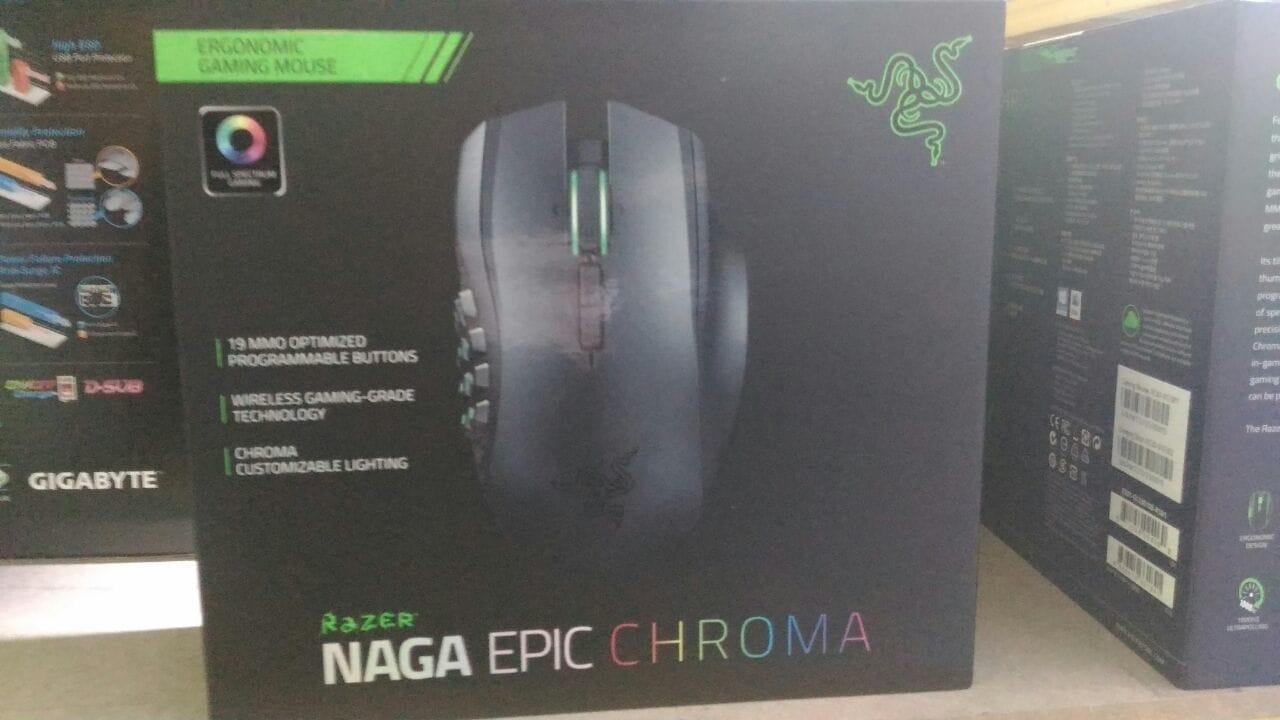 Jual Razer Naga Epic Chroma Wired Wireless Gaming Mouse Gudang Mmo Tekno Compu Tokopedia