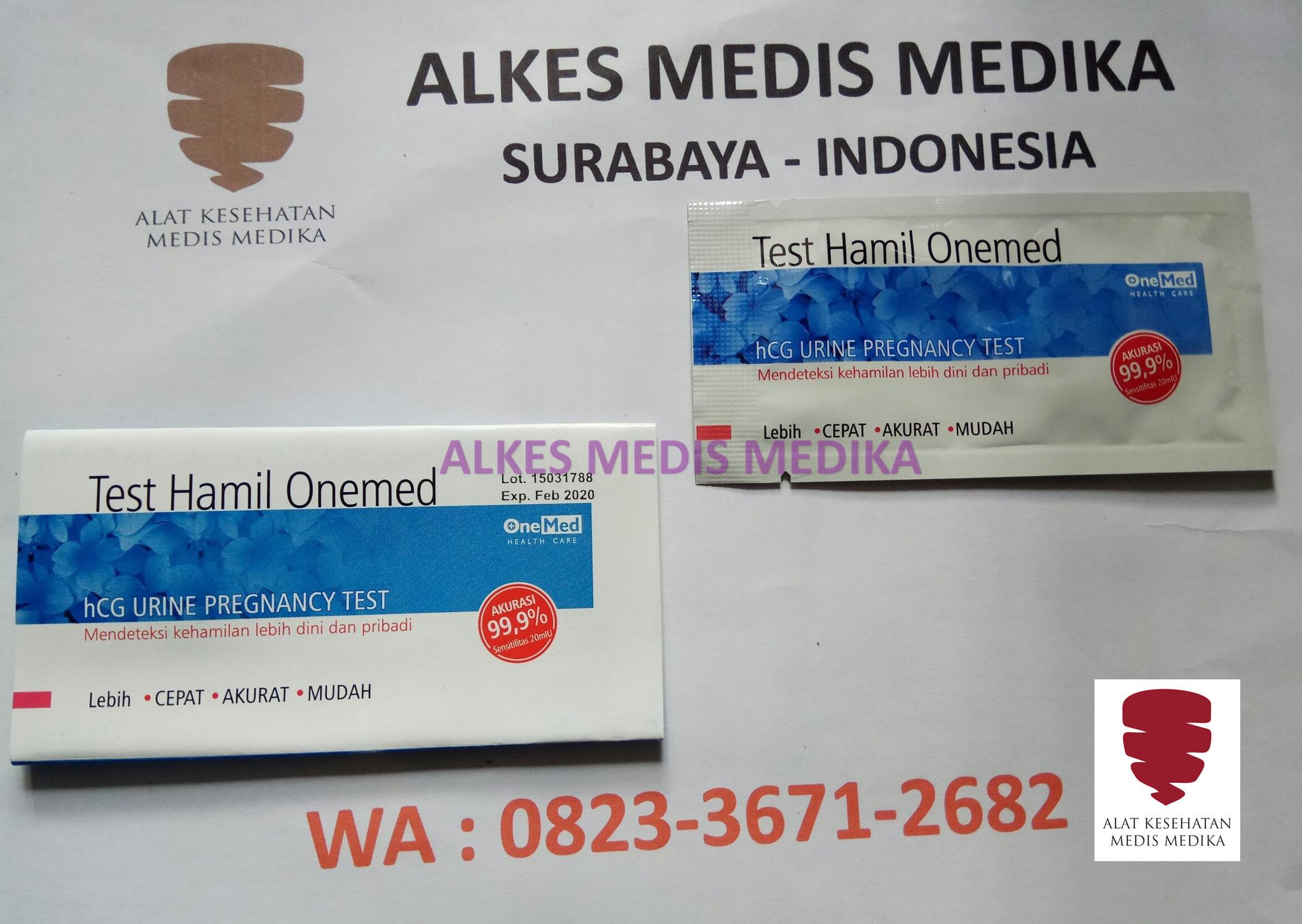 Onemed Strip Tes Kehamilan Spec Dan Daftar Harga Terbaru Indonesia One Med Hcg Celup Te Test Pack Hamil Isi 50 Per Box Blanja
